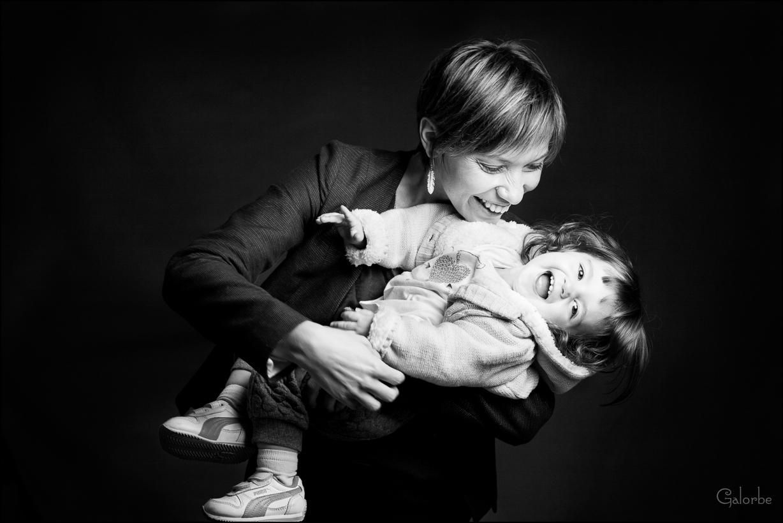 Léonie et sa maman