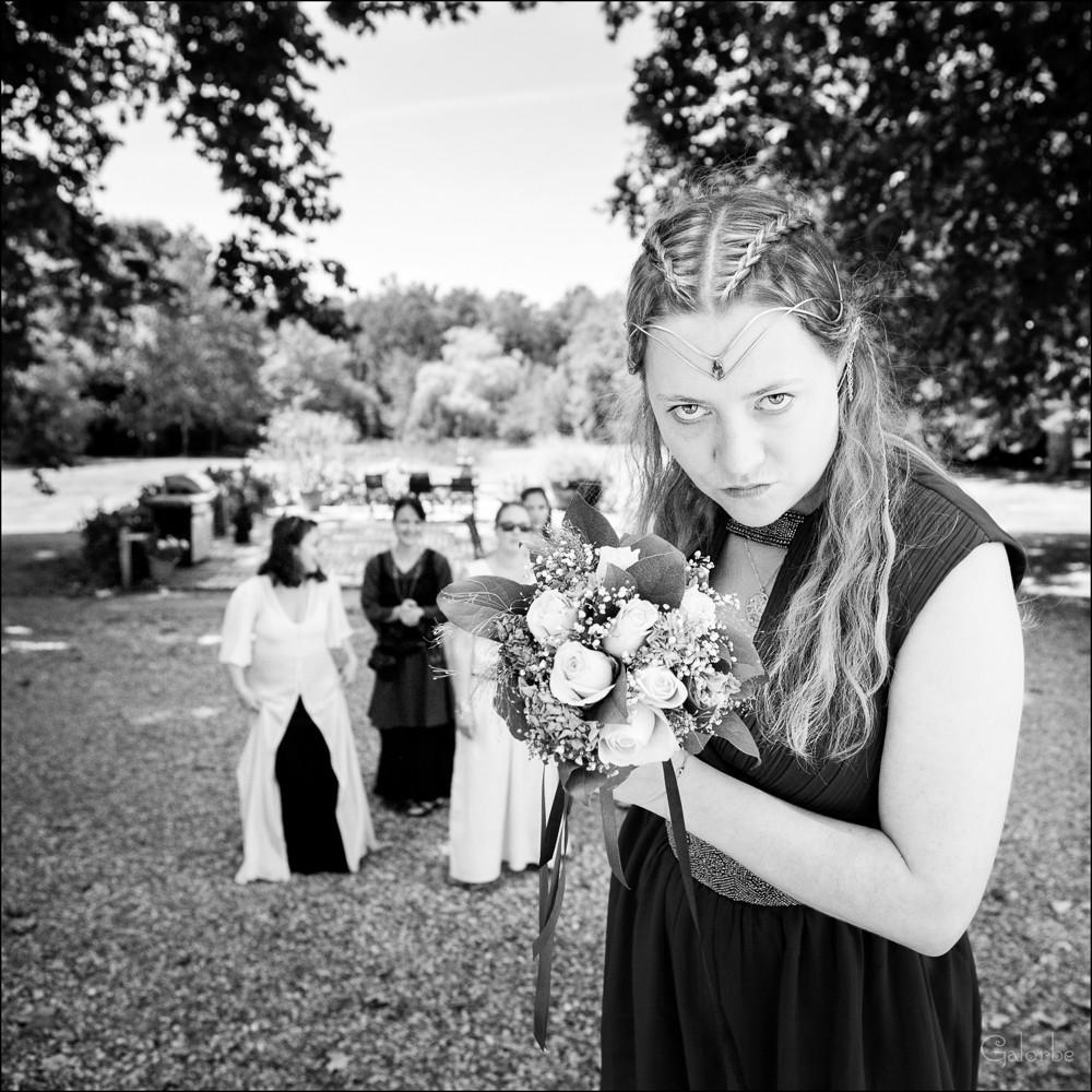 Mariage Médiéval-fantastique Galorbe