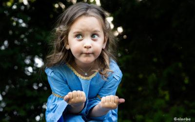 Camille, les 4 ans